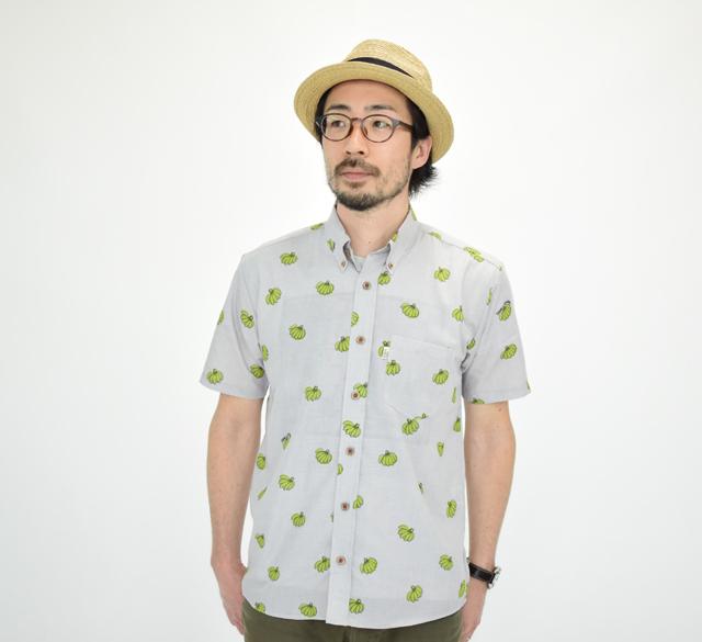 BDシャツ 島バナナ