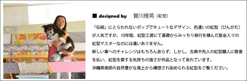 賀川理英プロフィール