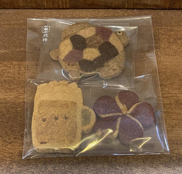北極クッキー