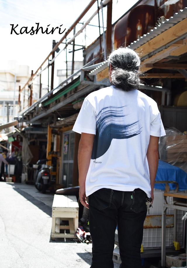沖縄Tシャツ kashiri